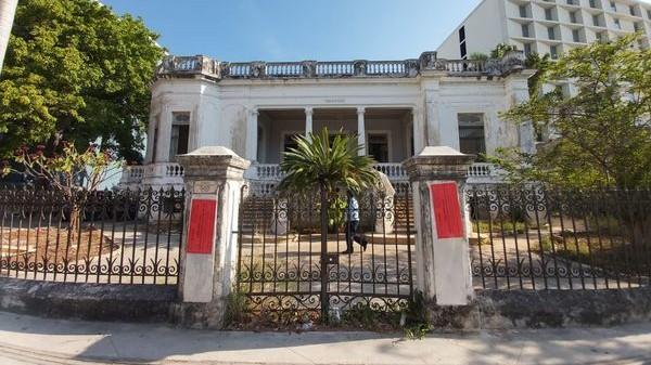 Interviene y suspende INAH trabajos de hotelería en la Quinta San Cecilia