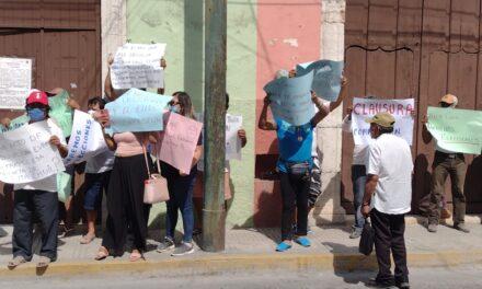 Ejidatarios de Celestún acusan a Procuraduría Agraria de obstaculizar asamblea
