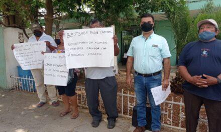 Ejidatarios de Toó, Mocochá, se suman contra magistrada de Tribunal Agrario
