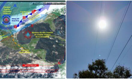 Península sin tregua: calor en ascenso y no hay lluvias a la vista