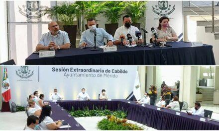 'Mérida nos necesita para continuar en este camino trazado'.- Renán