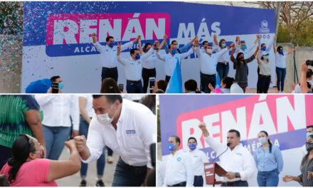 Retos humanos y urbanos de Mérida, por fortaleza, no debilidad.- Renán