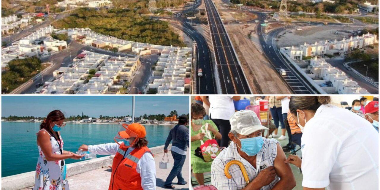 Pasa Yucatán a semáforo amarillo; indicadores marcan virus en control