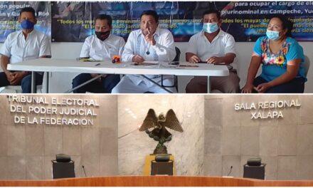 Colectivo maya demanda sancionar a partidos por candidaturas indígenas