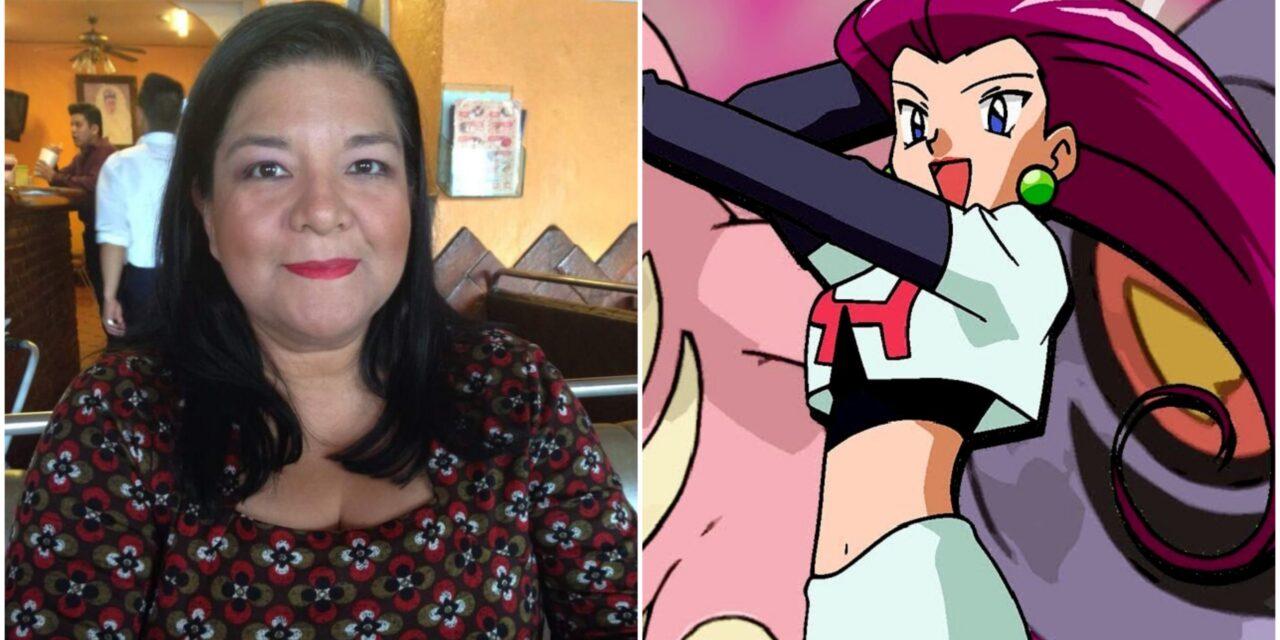 Muere Diana Pérez, actriz de doblaje que dio voz a Jessie en Pokémon