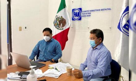 """Denuncia PAN """"turismo electoral"""" en nueve municipios de Yucatán"""