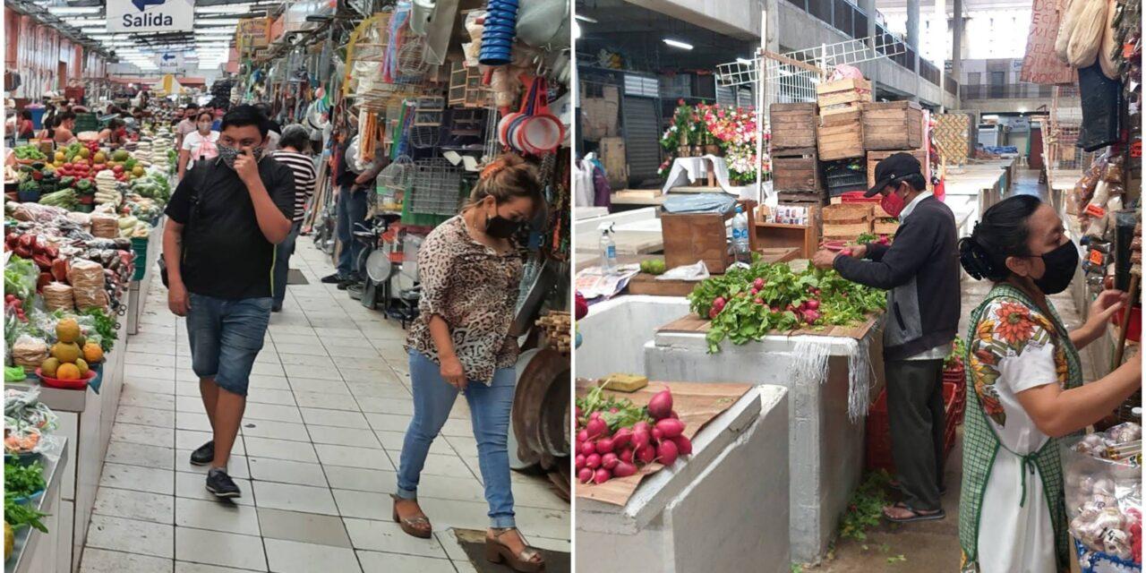 Mercados de Mérida, con nuevos horarios y medidas por semáforo amarillo