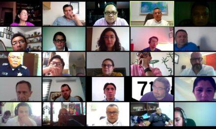 Repaso a funcionarios de Ayuntamiento Mérida sobre delitos electorales