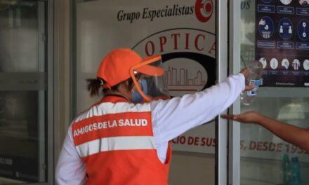 Rebasa Yucatán 35 mil contagios; 7 mujeres y 3 hombres fallecidos hoy