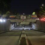 Rehabilitación del 'paso deprimido' de Mérida a partir de la próxima semana