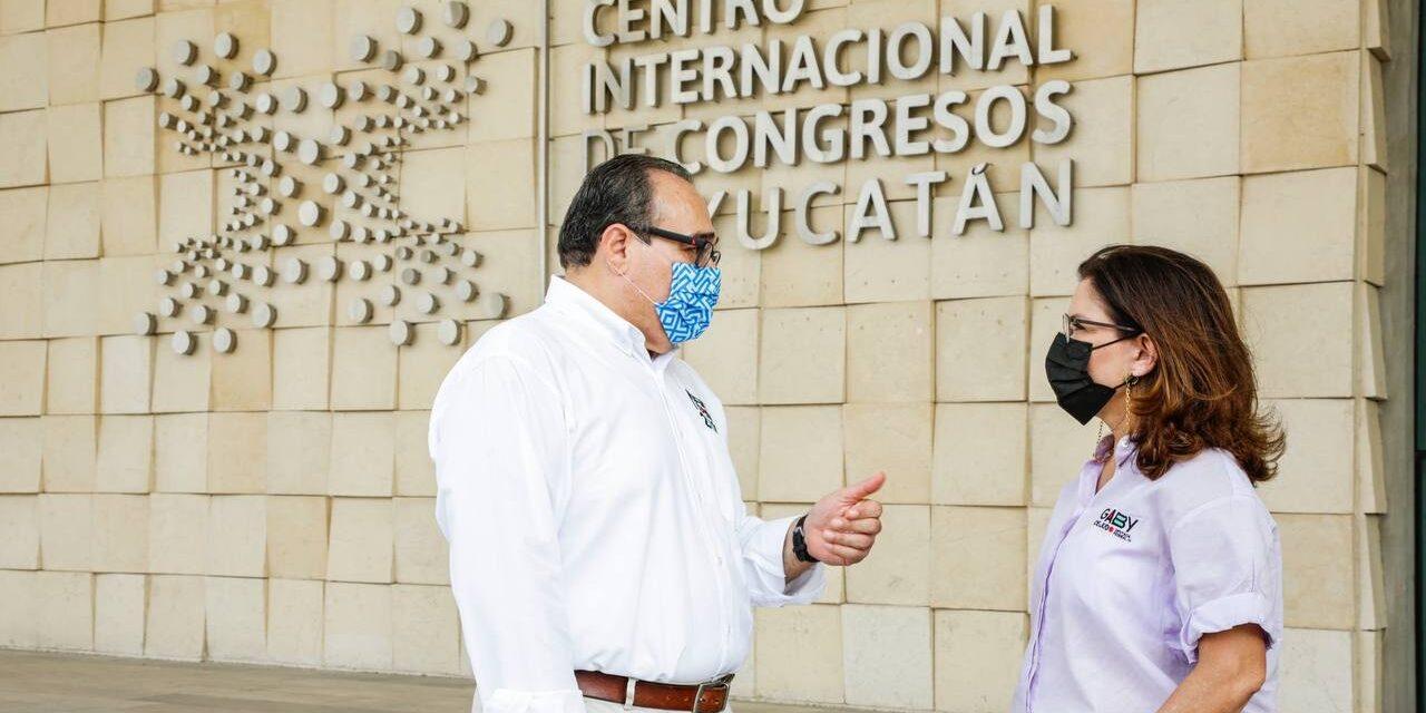 Urge Ramírez Marín reapertura de sector de congresos y convenciones