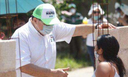 """Encontrémonos en tu comunidad"", plan de atención de Ramírez Marín"