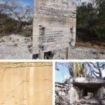 Yucatán: roban piedras de la última fortificación antipiratas en el Caribe, en Chicxulub (videos)