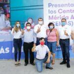 Centros Mérida Aprende, propuesta de espacios lúdicos, culturales y deportivos
