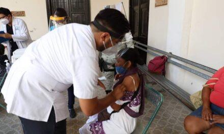 Letalidad baja de virus este domingo; mueren 4 hombres y 1 mujer