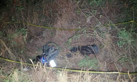 No llegó al festejo; motociclista muerto en la Mérida-Cancún