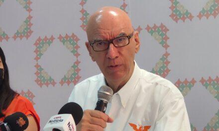 """Critica Dante Delgado """"Gobierno a la defensiva"""" ante violencia electoral"""