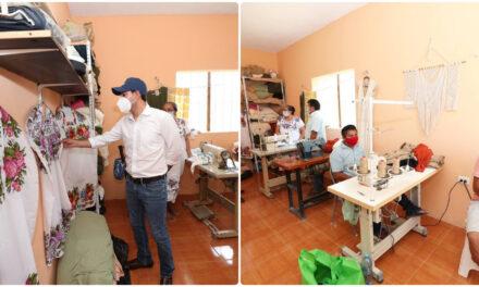 Pequeños negocios locales en la reactivación económica de Yucatán