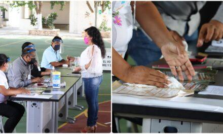 'Indicativo de alta participación de la ciudadanía' el 6 de junio
