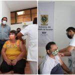 Vacunación a docentes y personal educativo en Yucatán, del 18 al 21 de mayo