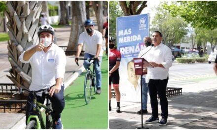 BiciMérida, propuesta de sistema público de bicicletas