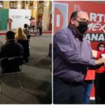 AMLO va contra Rubén Moreira, operador electoral de PRI en Campeche
