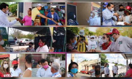 La oferta en 30 segundos de los 10 candidatos por Mérida