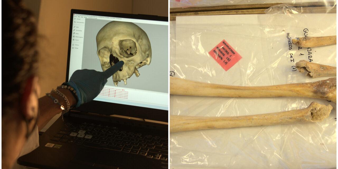 Someterán restos de Cristóbal Colón a un análisis definitivo de ADN