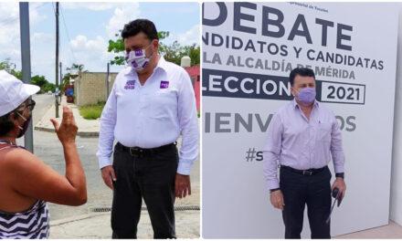 Prioridad eliminar privilegios en Mérida y gobernar para todos.- Herbé Rodríguez Sahuí
