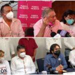 Morena, 'partido de reciclados políticos y cascarón', contesta FXM