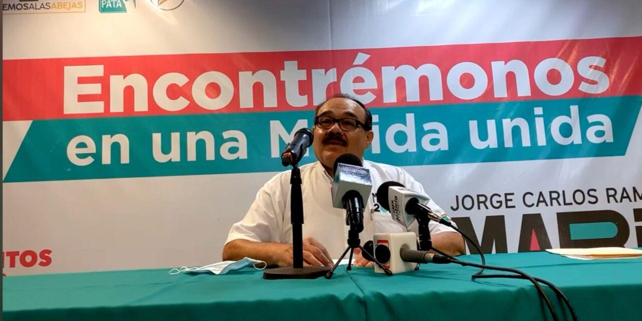 Programa de Gobierno de Ramírez Marín, a partir del sábado