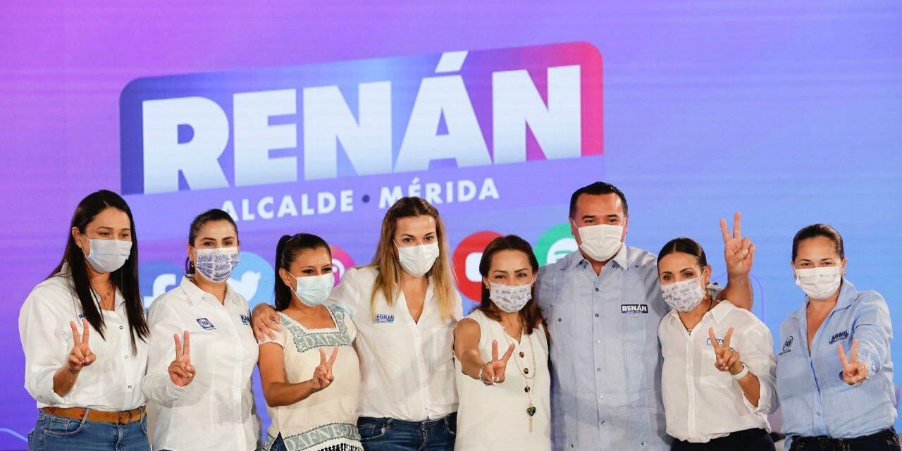 """Renán en foro """"Niñez, Adolescencia y Mujer"""", con Josefina Vázquez Mota"""""""
