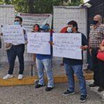 Luchan sindicalistas contra 'autoritarismo' en Conagua-Yucatán