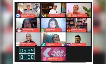 Diez candidatos por Mérida: proponen, debaten y contrastan