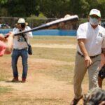 'Diamante Mérida': 30 campos de béisbol en la ciudad