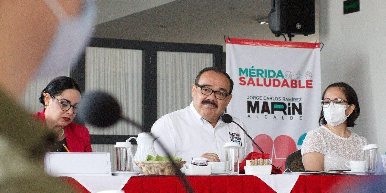 """""""Mérida Saludable"""", servicios médicos para todos"""