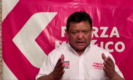 Desde FxM acusa a ex gobernador del PRI de dañar a Morena