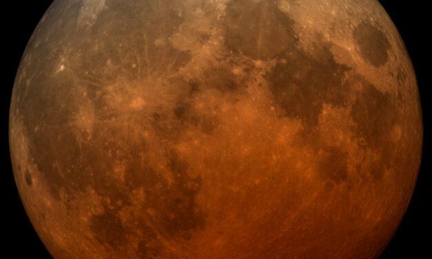 Prepárate hoy: eclipse de superluna en Yucatán; desvelarte o madrugar mañana… tú decides