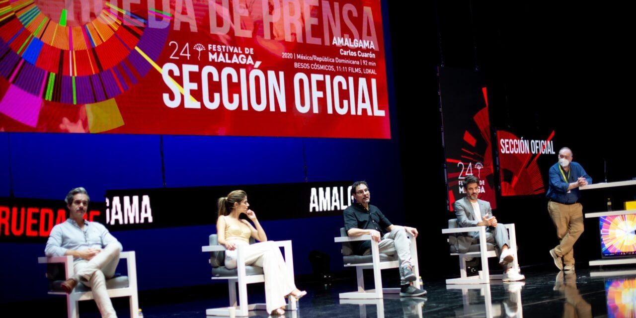 """Presenta mexicano Carlos Cuarón """"Amalgama"""" en Festival de Málaga"""