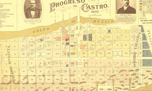 Puerto Progreso nació 'en medio' de 3 guerras: cumple 150 años; así era antes (video-fotos)