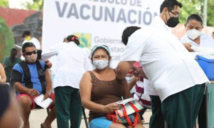Mortalidad elevada: 14 fallecidos; en Mérida 92.41% de contagios hoy