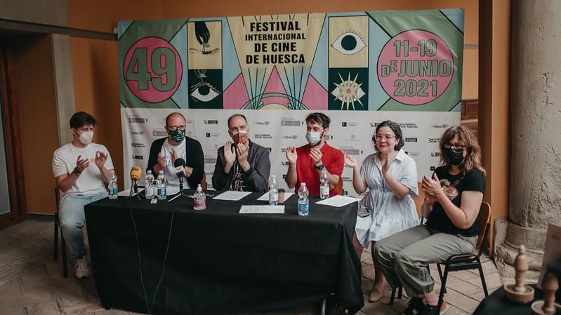 Anuncia Festival Internacional de Cine de Huesca palmarés de 49ª edición