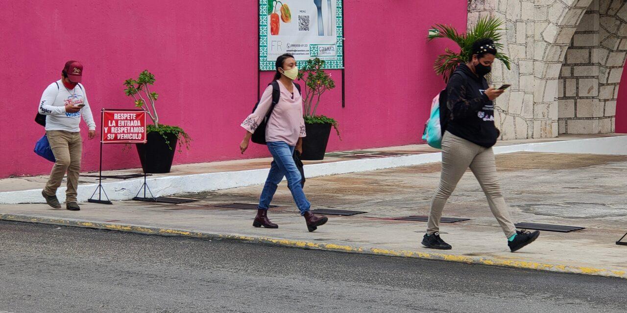 Regresan en Yucatán restricciones a movilidad y limitan aforo en restaurantes