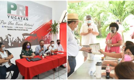 """Se aferra """"Panchito"""" Torres Rivas a la dirigencia del PRI; piensa en 2024"""
