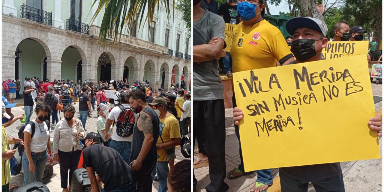 Bares y cantinas en Mérida demandan operar al 50 por ciento y con horario recortado