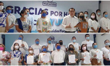 Revira el PAN-Yucatán: triunfos soportados en votos y actas