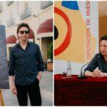 Recibe Michel Franco premio en Huesca, donde asumió que sería director de cine