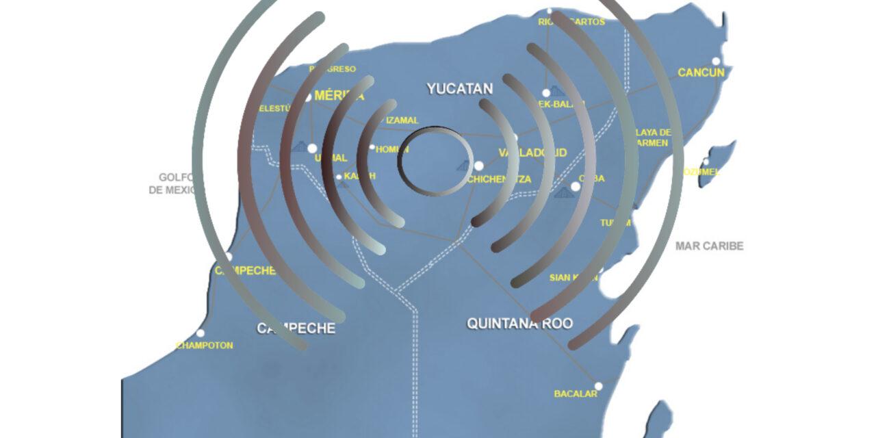 Quintana Roo y Yucatán, con mayor accesibilidad a internet en el sureste