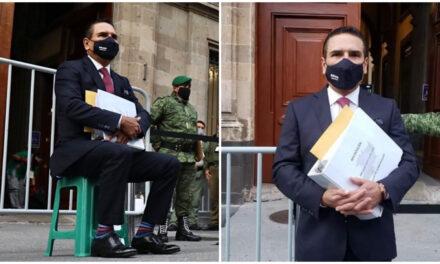 Ignoran a gobernador y 'evidencias' de narco-elección en Michoacán