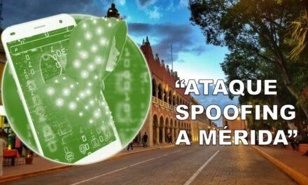 Suplantación de número telefónico de Ayuntamiento de Mérida, en ataque cibernético